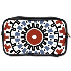 Mandala Art Ornament Pattern Toiletries Bag (two Sides)