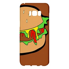 Burger Double Samsung Galaxy S8 Plus Hardshell Case