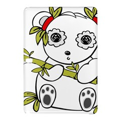 Panda China Chinese Furry Samsung Galaxy Tab Pro 12 2 Hardshell Case