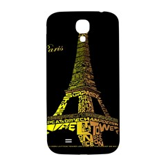 The Eiffel Tower Paris Samsung Galaxy S4 I9500/i9505  Hardshell Back Case