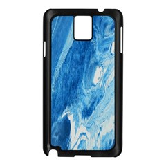 Water Samsung Galaxy Note 3 N9005 Case (black) by WILLBIRDWELL