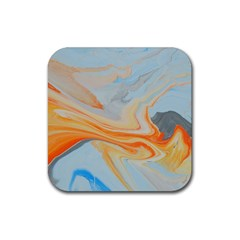 Fire Spear Rubber Coaster (square)