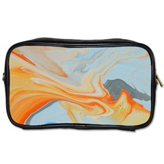 Fire Spear Toiletries Bag (two Sides)