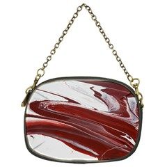 Ruby Pillars Chain Purse (one Side) by WILLBIRDWELL