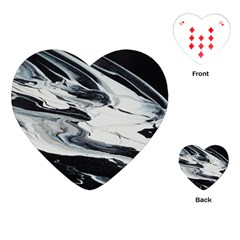 Space Drift 2 Playing Cards (heart) by WILLBIRDWELL
