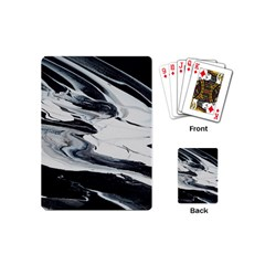 Space Drift 2 Playing Cards (mini) by WILLBIRDWELL