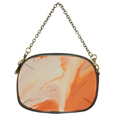 Fire Fall Chain Purse (two Sides)