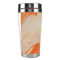 Fire Fall Stainless Steel Travel Tumblers by WILLBIRDWELL