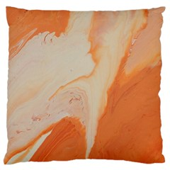 Fire Fall Standard Flano Cushion Case (two Sides) by WILLBIRDWELL