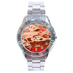 Acid Rain Stainless Steel Analogue Watch