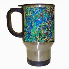 Edge Of The Universe Travel Mugs (white)