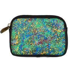 Edge Of The Universe Digital Camera Leather Case by WILLBIRDWELL