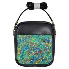 Edge Of The Universe Girls Sling Bag