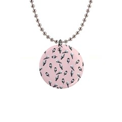 Ice Cream Pattern Button Necklaces by Valentinaart