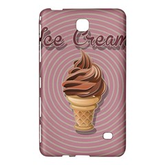 Pop Art Ice Cream Samsung Galaxy Tab 4 (8 ) Hardshell Case