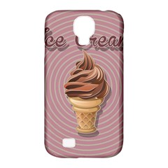 Pop Art Ice Cream Samsung Galaxy S4 Classic Hardshell Case (pc+silicone) by Valentinaart