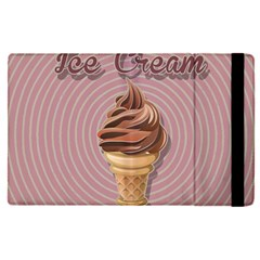 Pop Art Ice Cream Apple Ipad Pro 12 9   Flip Case by Valentinaart