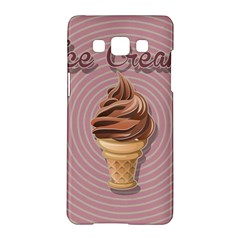 Pop Art Ice Cream Samsung Galaxy A5 Hardshell Case  by Valentinaart