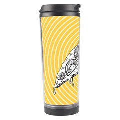 Pop Art Pizza Travel Tumbler
