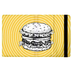 Pop Art Hamburger  Ipad Mini 4 by Valentinaart