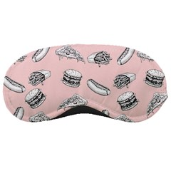Fast Food Pattern Sleeping Masks