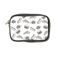 Fast Food Pattern Coin Purse
