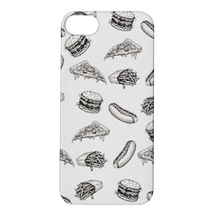 Fast Food Pattern Apple Iphone 5s/ Se Hardshell Case