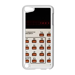 Vintage Calculator Apple Ipod Touch 5 Case (white)