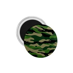 Green Military Vector Pattern Texture 1 75  Magnets
