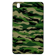 Green Military Vector Pattern Texture Samsung Galaxy Tab Pro 8 4 Hardshell Case