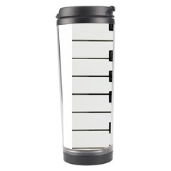Keybord Piano Travel Tumbler
