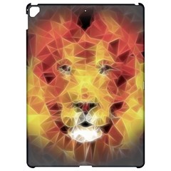 Fractal Lion Apple Ipad Pro 12 9   Hardshell Case by Samandel