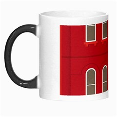 Red House Morph Mugs by Samandel