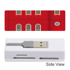 Red House Memory Card Reader (stick)
