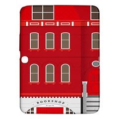 Red House Samsung Galaxy Tab 3 (10 1 ) P5200 Hardshell Case