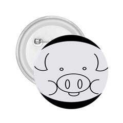 Pig Logo 2 25  Buttons by Samandel