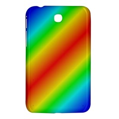 Background Diagonal Refraction Samsung Galaxy Tab 3 (7 ) P3200 Hardshell Case