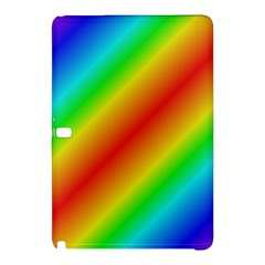 Background Diagonal Refraction Samsung Galaxy Tab Pro 10 1 Hardshell Case