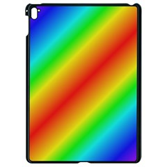 Background Diagonal Refraction Apple Ipad Pro 9 7   Black Seamless Case