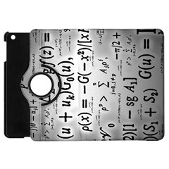 Science Formulas Apple Ipad Mini Flip 360 Case by Samandel