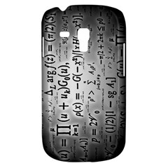 Science Formulas Samsung Galaxy S3 Mini I8190 Hardshell Case