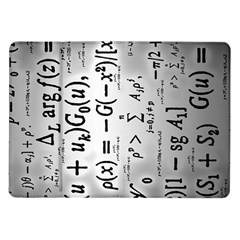 Science Formulas Samsung Galaxy Tab 10 1  P7500 Flip Case