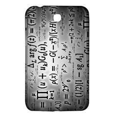 Science Formulas Samsung Galaxy Tab 3 (7 ) P3200 Hardshell Case  by Samandel