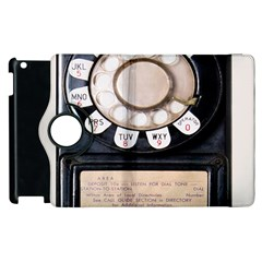 Vintage Payphone Apple Ipad 3/4 Flip 360 Case