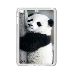Panda Bear Sleeping Ipad Mini 2 Enamel Coated Cases by Samandel