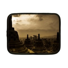 Borobudur Temple  Indonesia Netbook Case (small) by Samandel