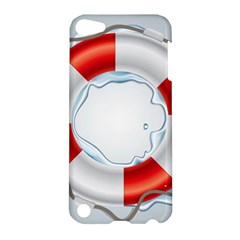 Spare Tire Icon Vector Apple Ipod Touch 5 Hardshell Case by Samandel