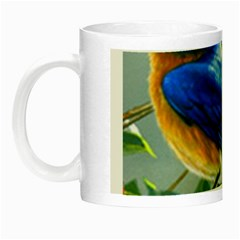 Loving Birds Night Luminous Mugs by Samandel