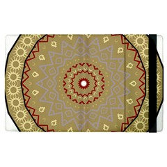 Mandala Art Ornament Pattern Ipad Mini 4 by Samandel