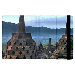 Borobudur Temple  Morning Serenade Apple Ipad Pro 9 7   Flip Case